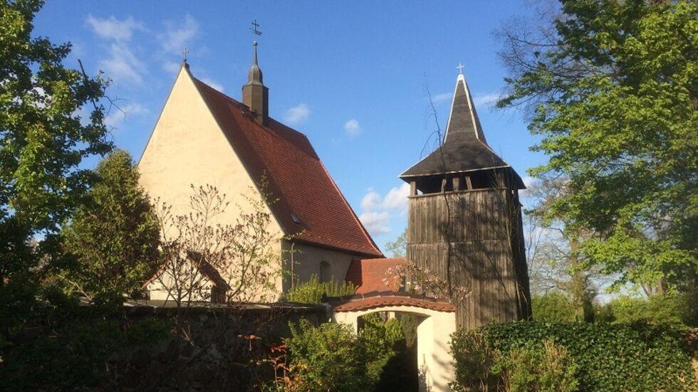 Laurentiuskirche Foto: Stadt Lauta