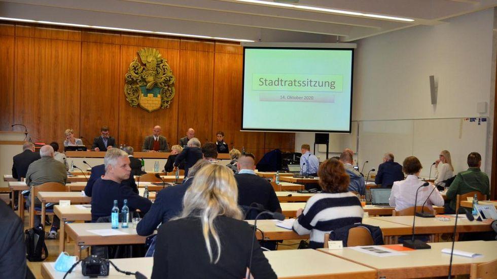 Stadtrat transparent - Bürger können Beschlussvorlagen einsehen. Foto: Archiv (kmk)