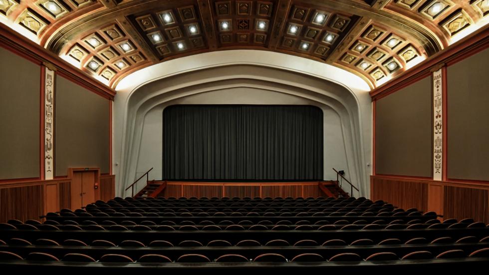 """Kino """"Weltspiegel"""" in Cottbus. Foto: dpa/ Pleul"""