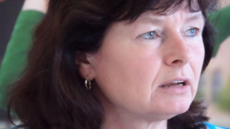 Oberbürgermeisterin Beate Hoffmann will Klarheit: Gibt es Fördermittel für die Goethestraße oder nicht!