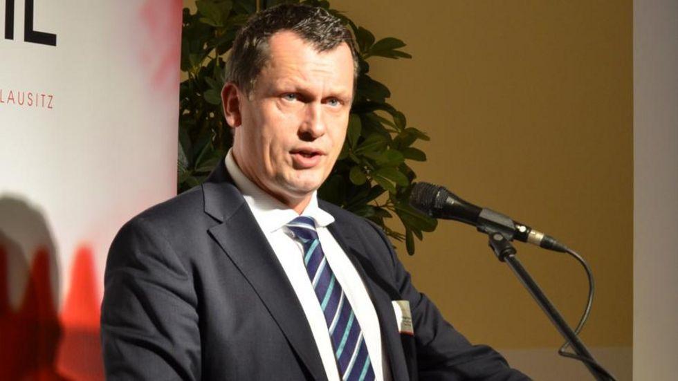 Oberbürgermeister Holger Kelch (CDU)