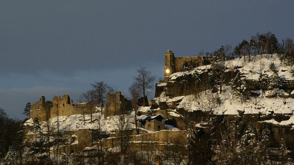 Klosterruine Oybin. Foto: Archiv