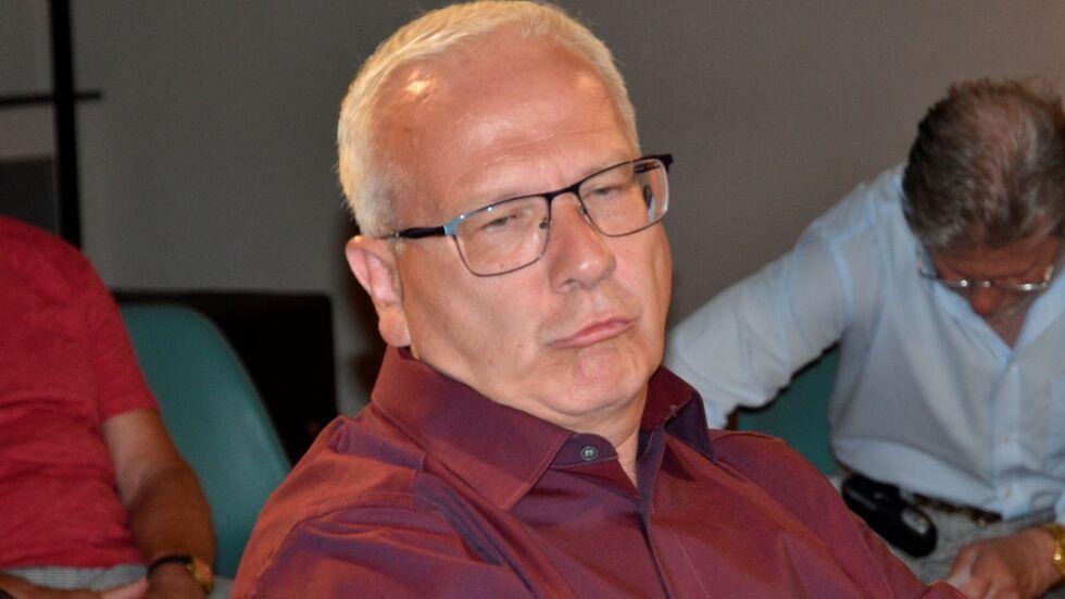 Hoyerswerdaer Oberbürgermeister Torsten Ruban-Zeh.