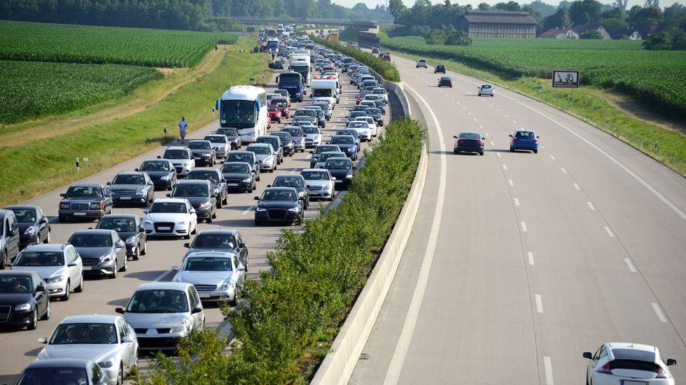 Corona Teststationen Autobahn