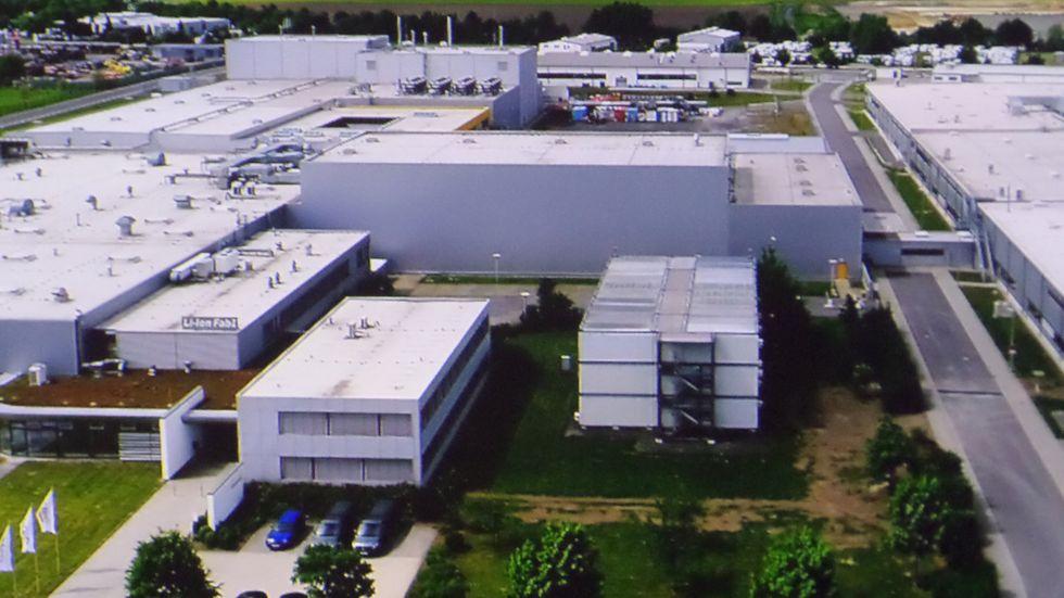 Batteriewerk in Kamenz. Foto: Archiv